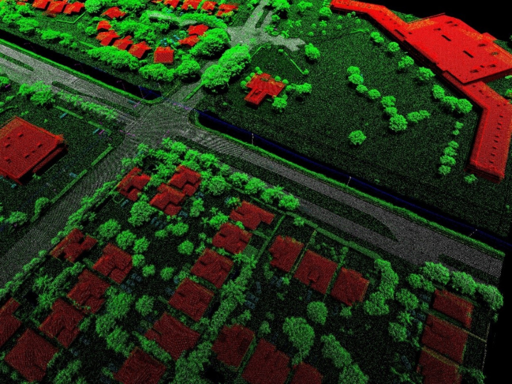 3D LiDAR Mapping Services | NM Group